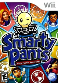 Rent Smarty Pants for Wii