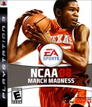 Rent NCAA March Madness 08 for PS3