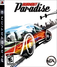 Rent Burnout Paradise for PS3