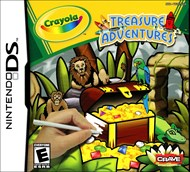 Rent Crayola Treasure Adventures for DS