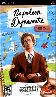 Rent Napoleon Dynamite for PSP Games