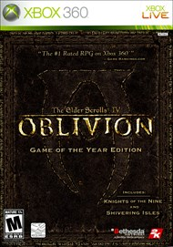 Rent Elder Scrolls IV: Oblivion - Game of the Year for Xbox 360