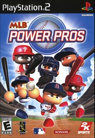 Rent MLB Power Pros for PS2