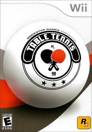 Rent Rockstar Games Presents Table Tennis for Wii