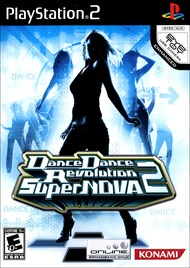 Rent Dance Dance Revolution SuperNOVA 2 for PS2