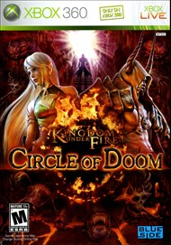 Rent Kingdom Under Fire: Circle of Doom for Xbox 360