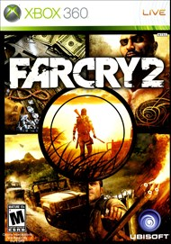 Rent Far Cry 2 for Xbox 360