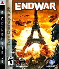 Rent Tom Clancy's End War for PS3