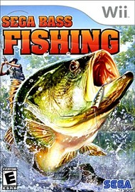 Rent Sega Bass Fishing for Wii