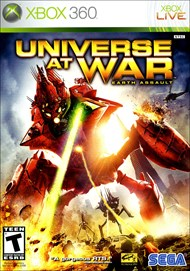 Rent Universe at War: Earth Assault for Xbox 360