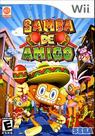 Rent Samba De Amigo for Wii
