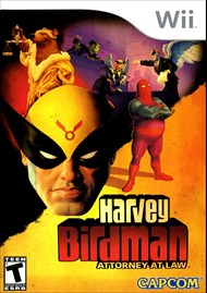 Rent Harvey Birdman: Attorney at Law for Wii