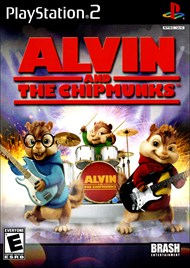 Rent Alvin & the Chipmunks for PS2