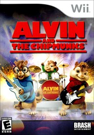 Rent Alvin & the Chipmunks for Wii