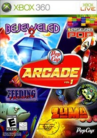 Rent Pop Cap Arcade Vol. 1 for Xbox 360