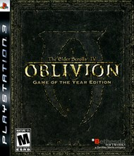 Elder Scrolls IV: Oblivion - Game of t