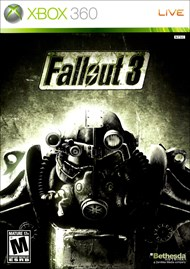 Rent Fallout 3 for Xbox 360