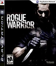 Rent Rogue Warrior for PS3