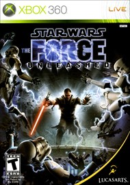 Rent Star Wars: The Force Unleashed for Xbox 360