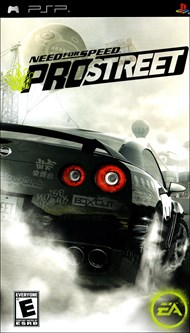 Rent Need for Speed: ProStreet for PSP Games
