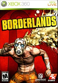 Rent Borderlands for Xbox 360