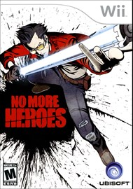 Rent No More Heroes for Wii