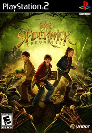 Rent Spiderwick Chronicles for PS2