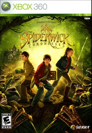 Rent Spiderwick Chronicles for Xbox 360