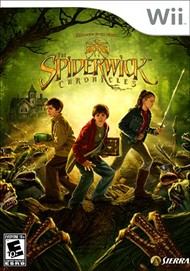 Rent Spiderwick Chronicles for Wii