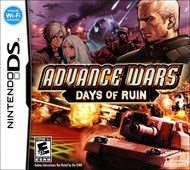 Rent Advance Wars: Days of Ruin for DS