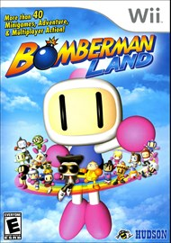 Rent Bomberman Land for Wii