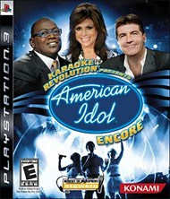Rent Karaoke Revolution Presents: American Idol Encore for PS3