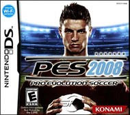 Rent Pro Evolution Soccer 2008 for DS