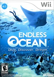 Rent Endless Ocean for Wii