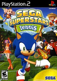 Rent Sega Superstars Tennis for PS2