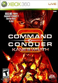 Rent Command & Conquer 3: Kane's Wrath for Xbox 360