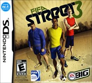 Rent FIFA Street 3 for DS