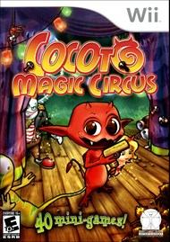 Rent Cocoto Magic Circus for Wii