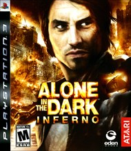 Rent Alone in the Dark - Inferno for PS3