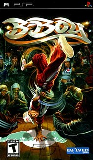 Rent B-Boy for PSP Games