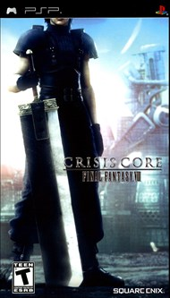 Rent Crisis Core: Final Fantasy VII for PSP Games