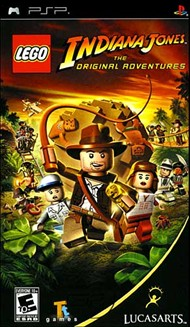 Rent LEGO Indiana Jones for PSP Games