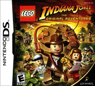 Rent LEGO Indiana Jones for DS