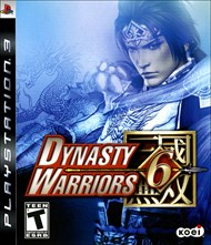Rent Dynasty Warriors 6 for PS3