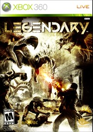 Rent Legendary for Xbox 360