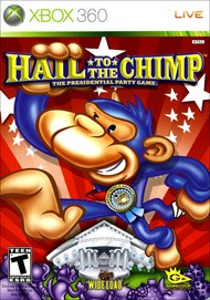 Rent Hail to the Chimp for Xbox 360
