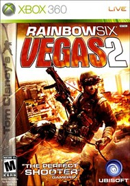 Rent Tom Clancy's Rainbow Six Vegas 2 for Xbox 360
