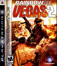 Rent Tom Clancy's Rainbow Six Vegas 2 for PS3
