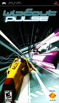 Rent Wipeout Pulse for PSP Games