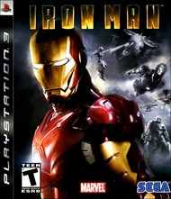 Rent Iron Man for PS3
